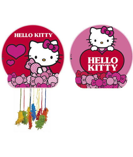 Hello Kitty piñata grande