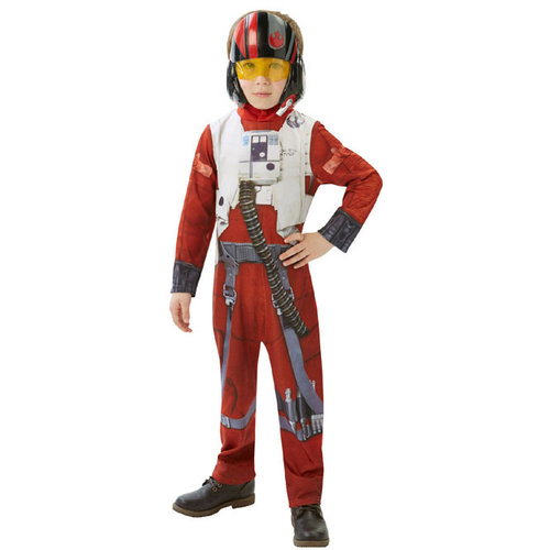 Disfraz de Piloto X-Wing Fighter Star Wars infantil