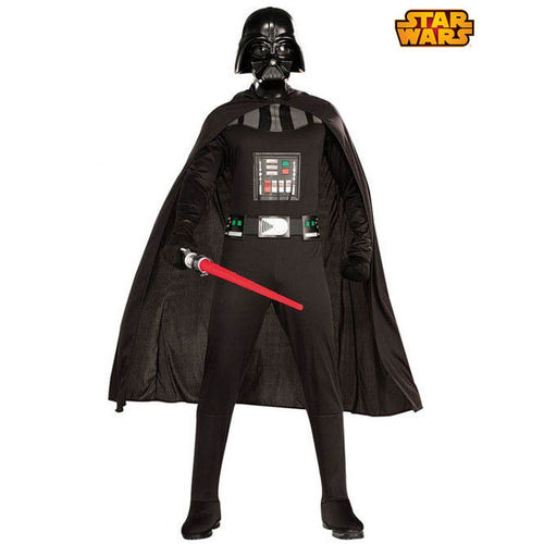 Disfraz de Darth Vader con espada Star Wars adulto