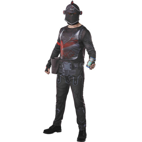 Disfraz de Fortnite Black Knight adulto para hombre