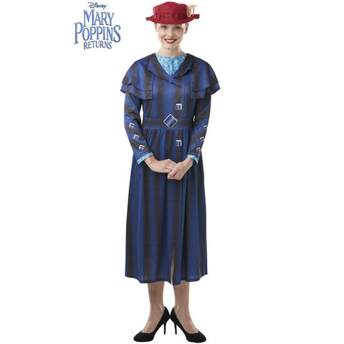 Disfraz de Mary Poppins Returns adulto para mujer
