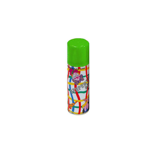 Spray Serpentina de 175 cc en color verde