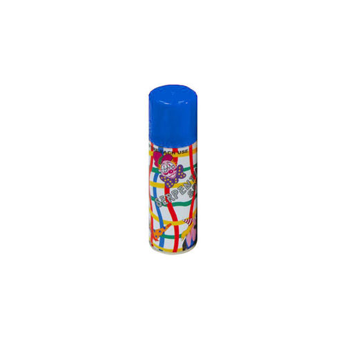 Spray Serpentina de 175 cc en color azul