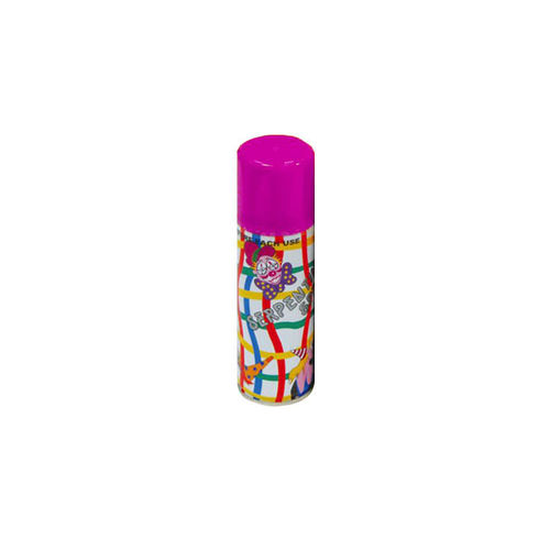 Spray Serpentina de 175 cc en color fuxia